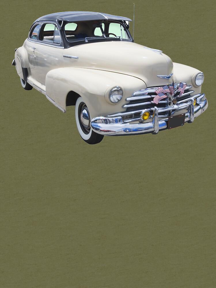 1948 Chevrolet Fleetmaster Antique Car de KWJphotoart