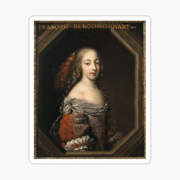 Madame de Montespan Sticker
