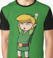TooN LinK windwaker, zelda Graphic T-Shirt