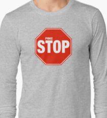 Pokemon Go Pokestop Sign T-Shirt