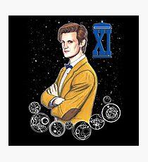 Eleventh Doctor (Matt Smith) Photographic Print