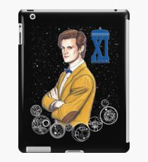 Eleventh Doctor (Matt Smith) iPad Case/Skin