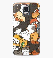 Neko atsume Case/Skin for Samsung Galaxy
