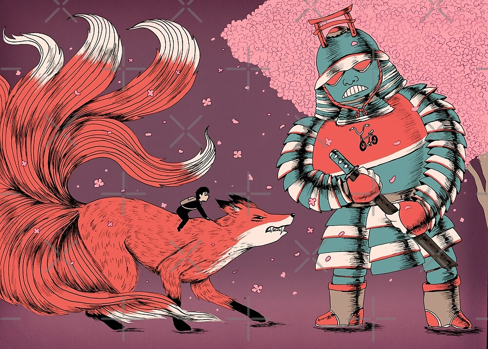 Guardians by Marta Tesoro