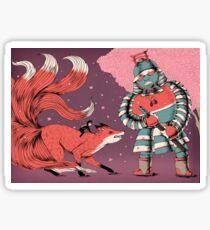Guardians Sticker