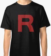 Camiseta clásica Equipo Rocket