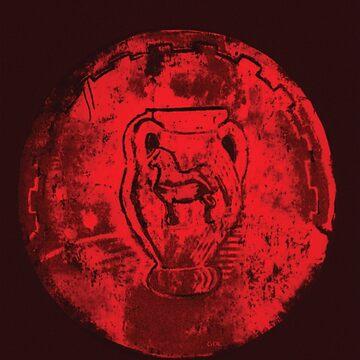 Grecian Urn by GloriaDK