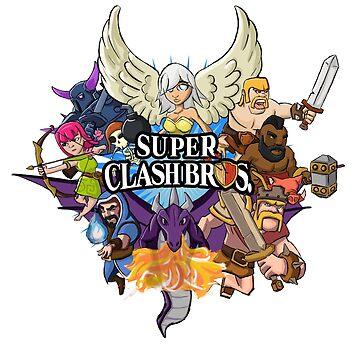 Super Clash Bros by Beachhead