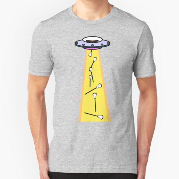 Flying Saucer Slim Fit T-Shirt