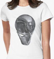 M.C. Escher Womens Fitted T-Shirt