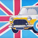 Brit pop art by Andy  Housham