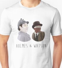 Cosmic Detectives Unisex T-Shirt
