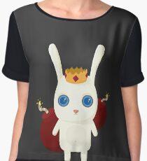 King Rabbit - Bombs! Chiffon Top