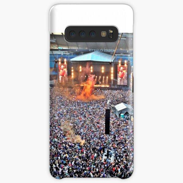 The Stone Roses at Manchester Etihad Stadium Samsung Galaxy Snap Case