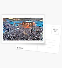 The Stone Roses at Manchester Etihad Stadium Postcards