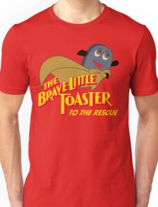 The Brave Little Toaster to the Rescue Unisex T-Shirt