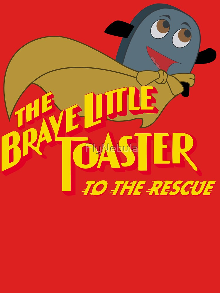 The Brave Little Toaster to the Rescue | Unisex T-Shirt