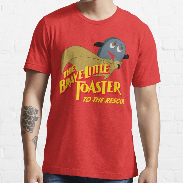 The Brave Little Toaster to the Rescue Essential T-Shirt