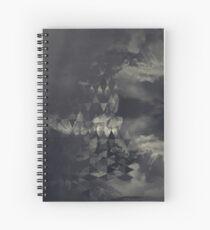 Achromatic Peace Spiral Notebook