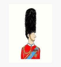 'Prince Charles' Art Print
