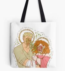 Iconography  Tote Bag