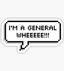 General Charles Lee Sticker