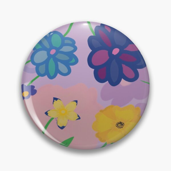 Floral Pattern, Interior Design, Spring Time, All Over Repeat,  Pin