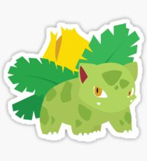 #002 - Ivysaur (Shiny Ver.) Sticker