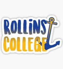 Rollins College Sticker