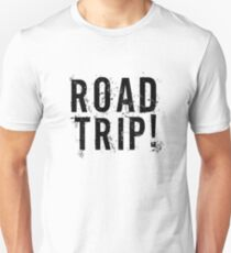 Road Trip Random Grunge Punk Holliday Unisex T-Shirt