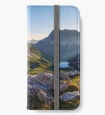 Alpine Paradise iPhone Wallet