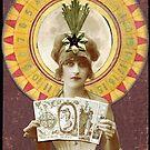 Wheel of Fortune Oracle by WinonaCookie
