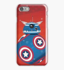 BB8 Friends Series 1 - The Hero iPhone Case/Skin