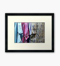 Ralph Lauren 9 Framed Print