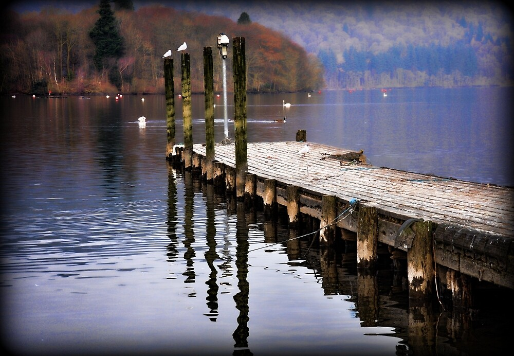 lake windermere by suzydoodle