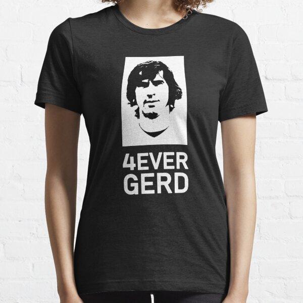 Gerd Muller Record Levelled by Robert Lewandowski Essential T-Shirt