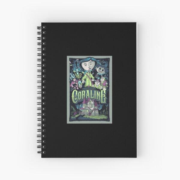 Coraline. Spiral Notebook
