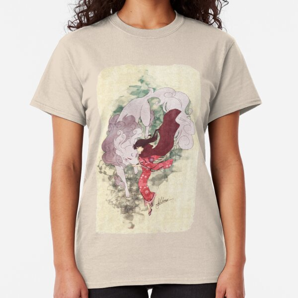 Wild Dogs and Red Capes Classic T-Shirt