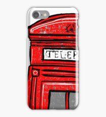 'London Calling' iPhone Case/Skin