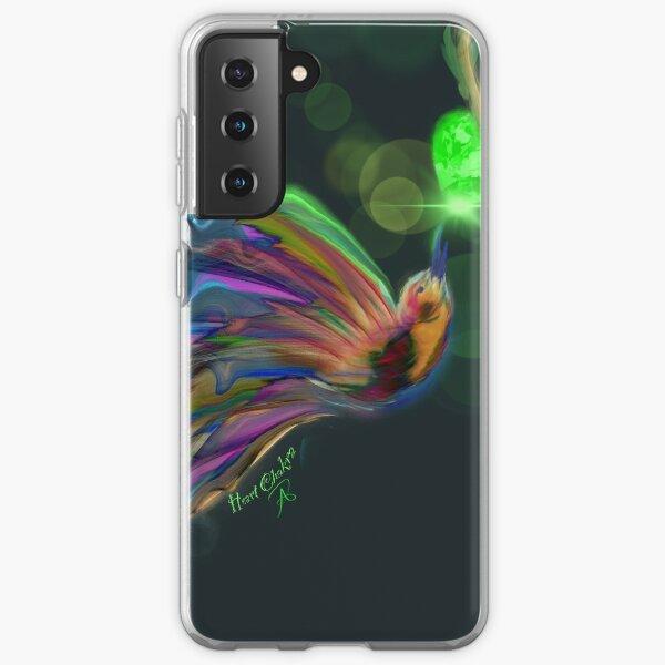 Heart Chakra Phone Case Samsung Galaxy Soft Case