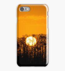 """Everglades Sunrise"" iPhone Case/Skin"