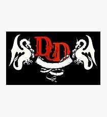 D&D Photographic Print