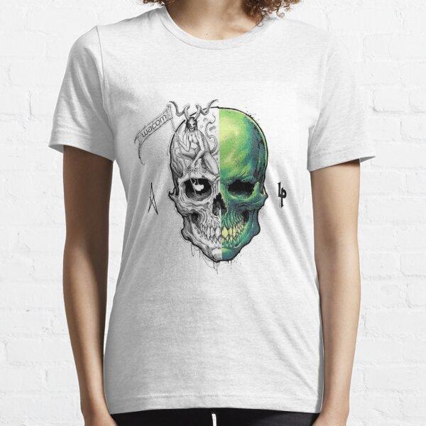 Skull heard Essential T-Shirt