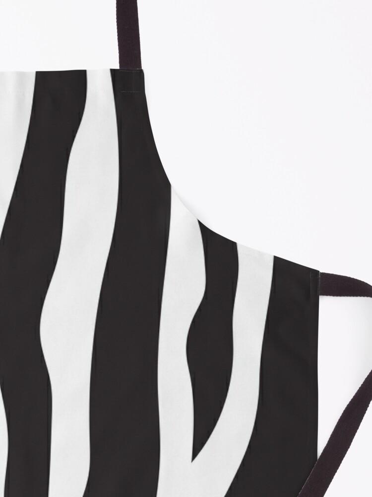 Alternate view of Zebra Apron