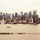 NYC by buko