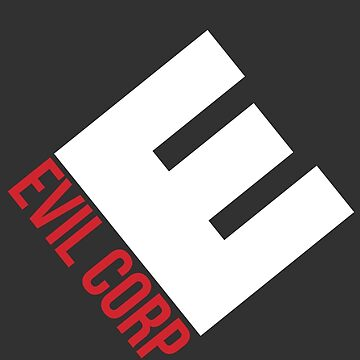 Mr Robot - Evil Corp by GR3AVE5Y