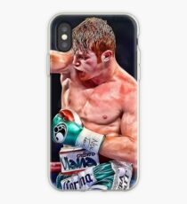 "Saul ""Canelo"" Alvarez iPhone Case"