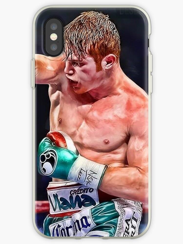 """Saul """"Canelo"""" Alvarez by BoxingSherpa"""