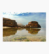 Sorrento Reflections Photographic Print