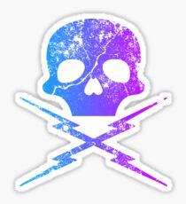 Specialist Skull Sticker